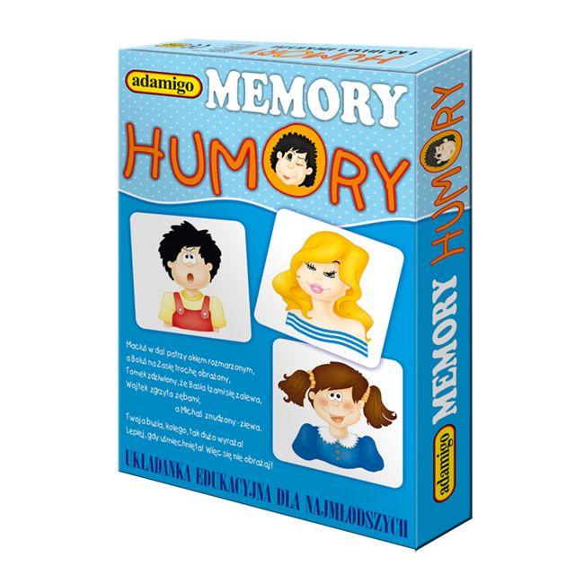 Adamigo GRA MEMORY HUMORY Sonstige Spiele