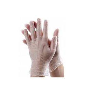 Rękawiczki winylowe (100 szt.)