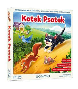KOTEK PSOTEK